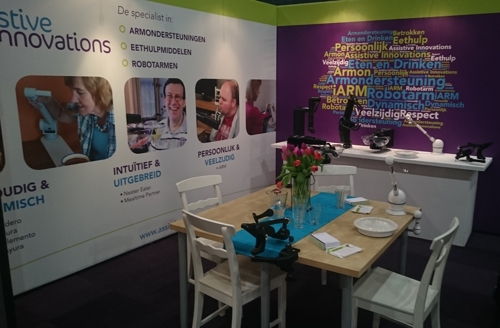 Zorgtotaal 2015 stand