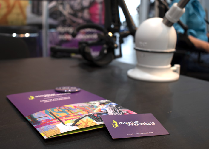 Rehacare 2019 Flyers and businesscard